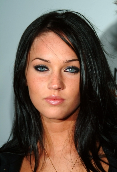 Megan Fox Used to Look Quite Sweet!