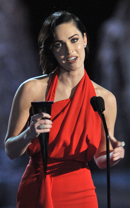 Megan Fox: Sexy at the 2009 Scream Awards