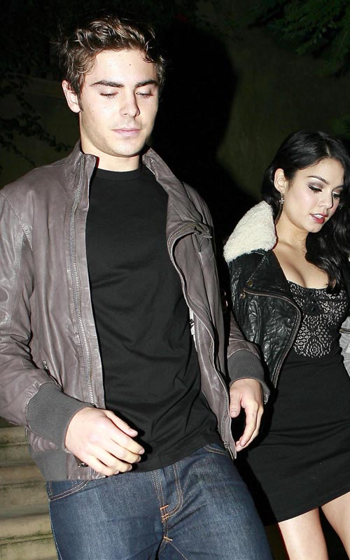 Zanessa are officially moving in together