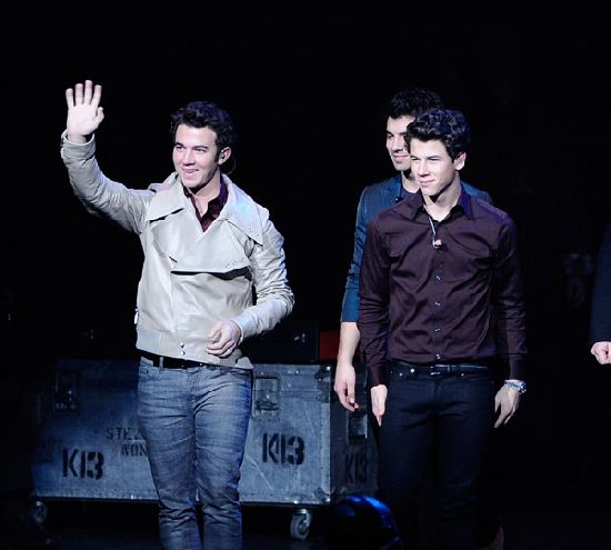 The Jonas Brothers: Grammy Presenters