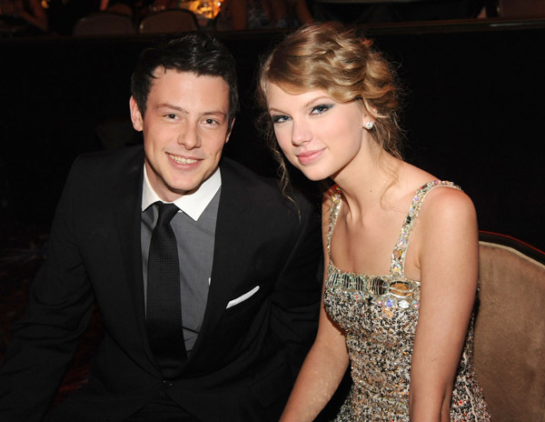 Taylor's BF Cory Monteith Joins Selena's New Movie!