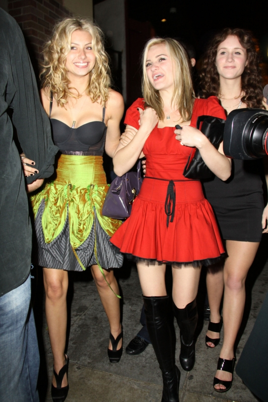 Aly & Aj Michalka – Birthday Beauties! (PICTURES UNDER)