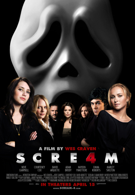 First (Spoiler Free) Review For Scream 4!