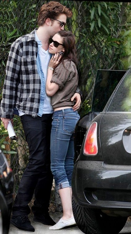 Robert Pattinson and Kristen Stewart: Getting Serious!