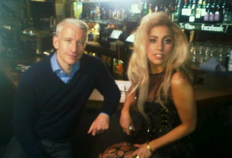 Preview Lady GaGa's 60 Minutes interview (video under)