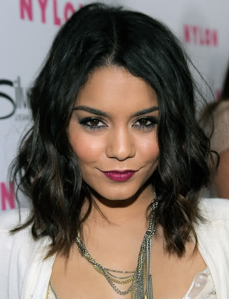 Vanessa Hudgens at Nylon Magazine (photos under)