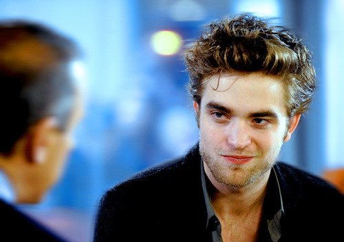 Pattinson took a fan out to dinner