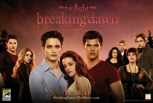 Breaking Dawn Opens To A Massive 283.5 Million Worldwide