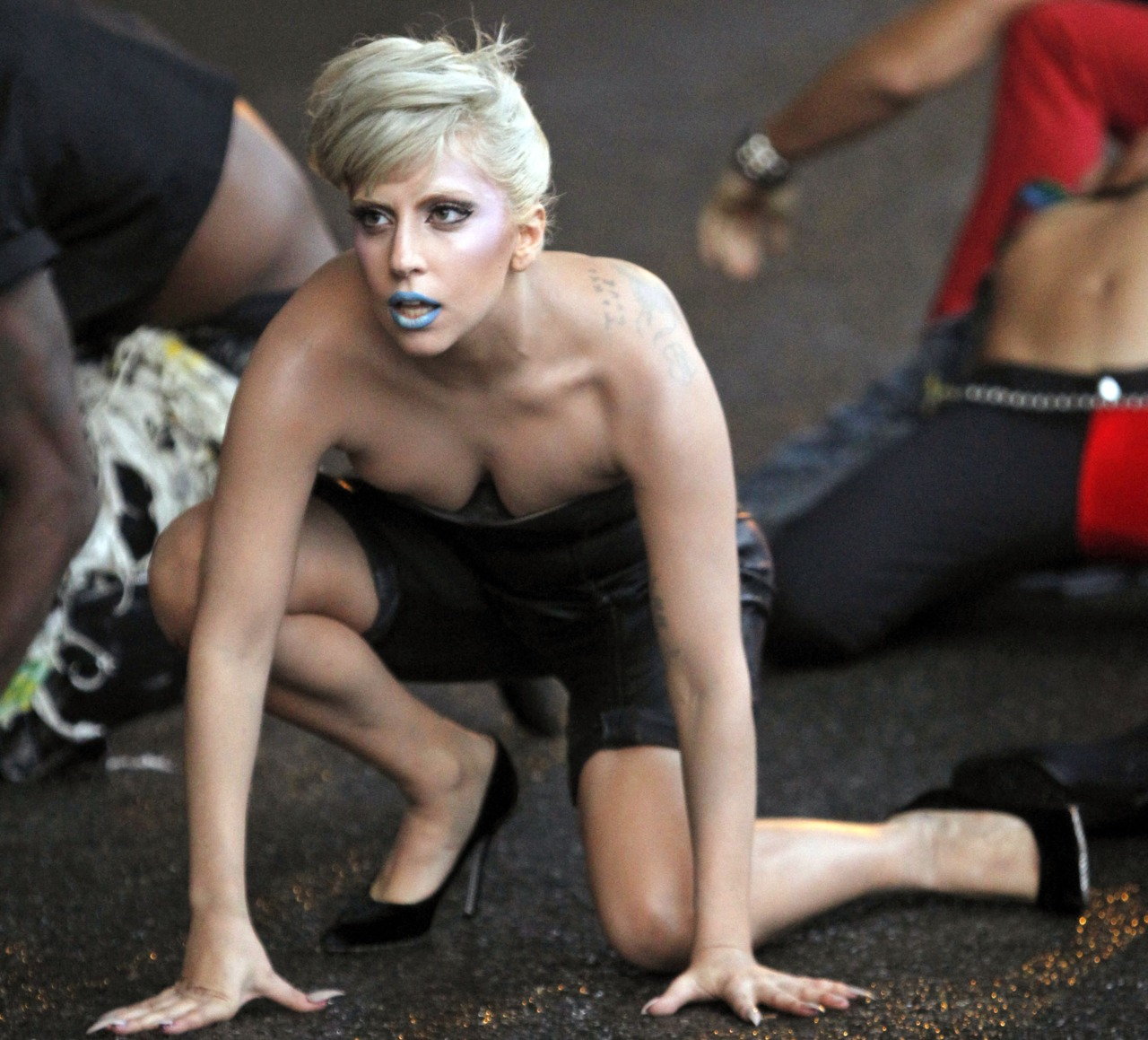 Lady Gaga tells us what 'turns her on' the most