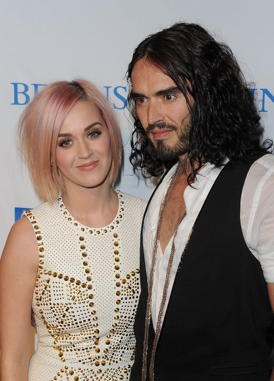 Katy Perry and her husband had a 'Christmas fight'