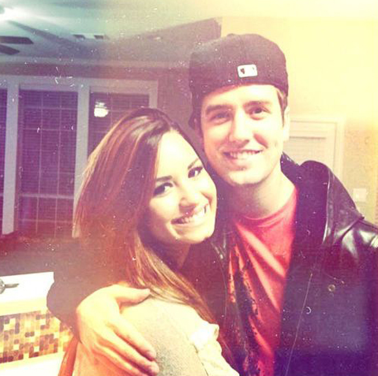 Big Time Rush Want's To Duet With Demi Lovato!