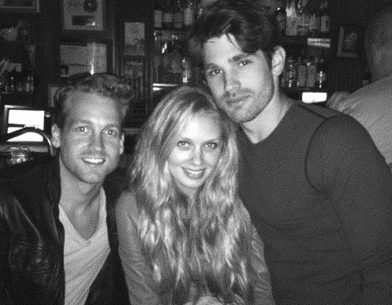 Miley's EX Justin Gaston Is Engaged To Melissa Ordway!