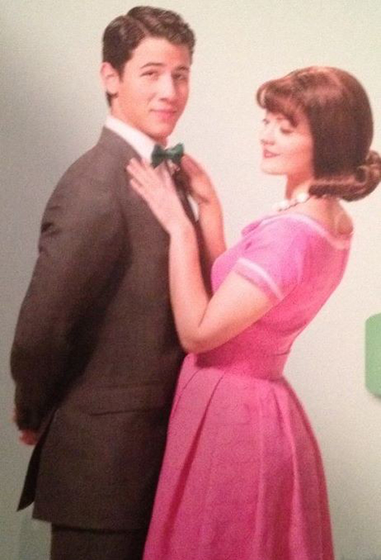 New Nick Jonas Promo Picture For How To Succeed In Business