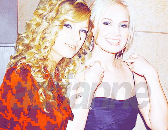 SWAC star Tiffany Thornton Talks About Taylor Swift!