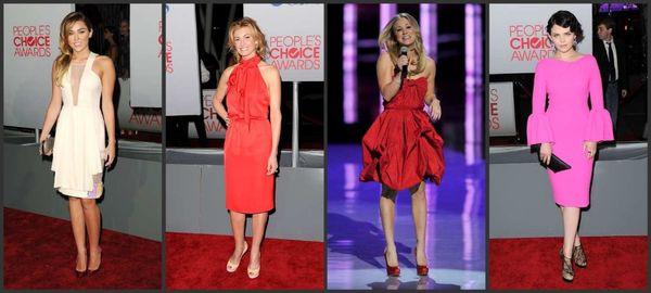 People's Choice Awards: Best and worst dressed!