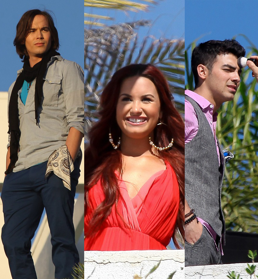 Ex couple Jemi & PLL star Tyler Blackburn photoshoot (photos under)