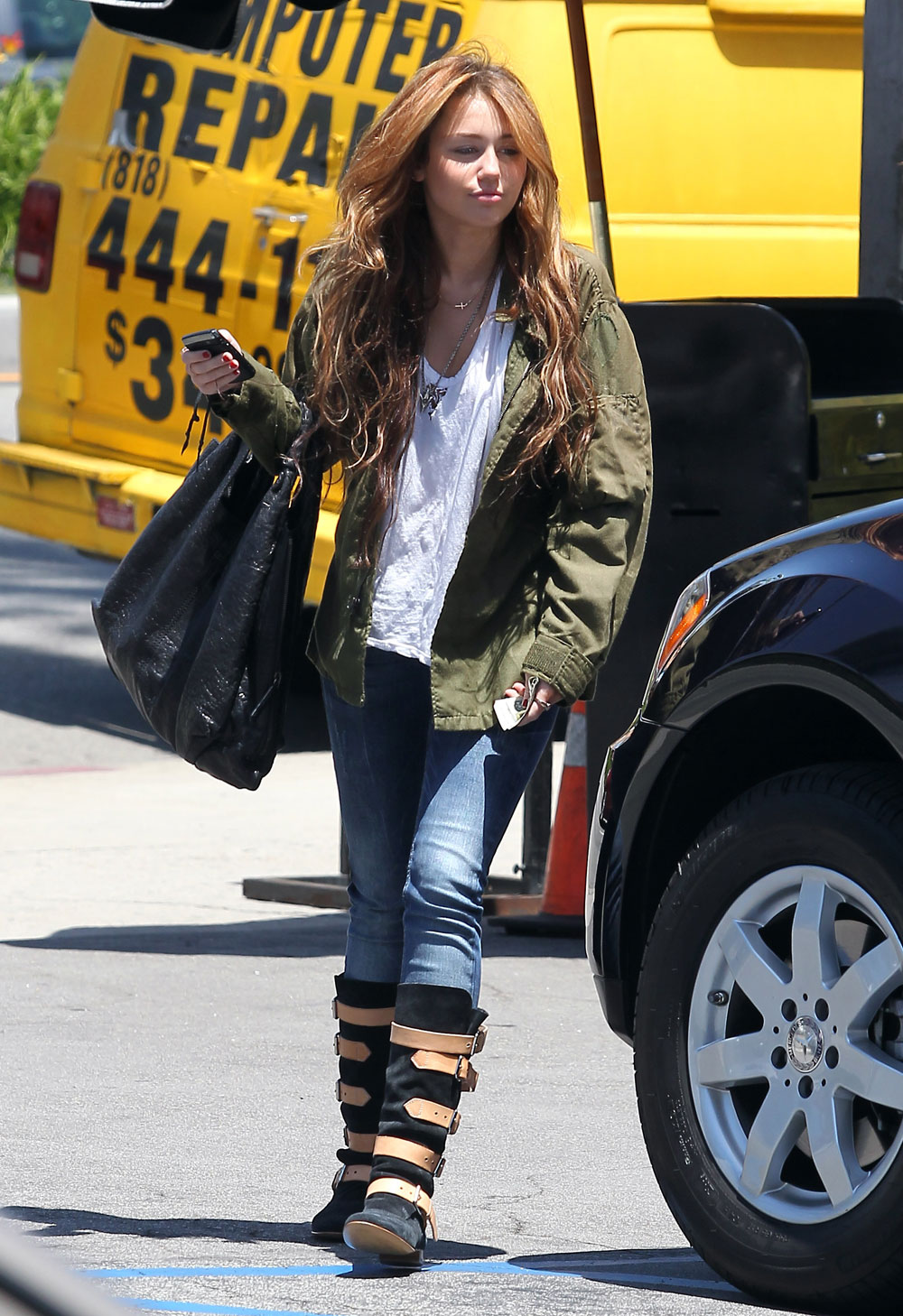 Is Miley Cyrus Enrolled in College in the O.C.?