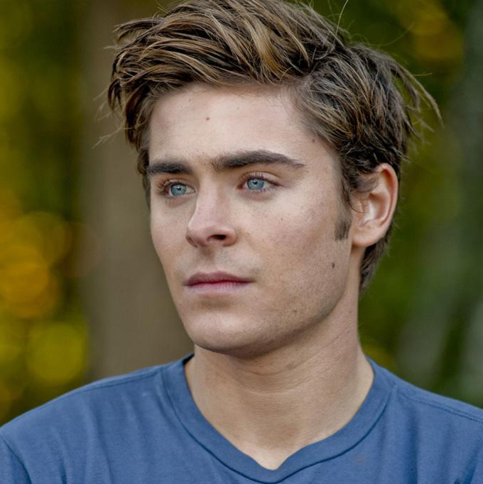 Zac in glamour interview: long-distance relationship, bad habits, love etc.
