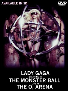 The Monster Ball Tour DVD on iTunes US!
