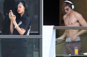Zac Efron Down Under Rihanna
