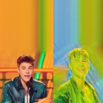Justin Bieber in the KCAs [PICS BELOW]