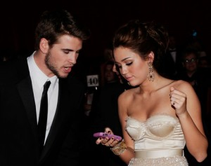Miley Cyrus and Liam Hemsworth make Zimbo's Hottest couples list