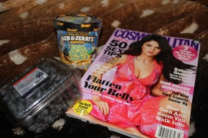 Selena's Cosmo cover causing an outrage?