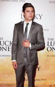 Zac Efron Lucky One Syndey Premiere [Pics Below]