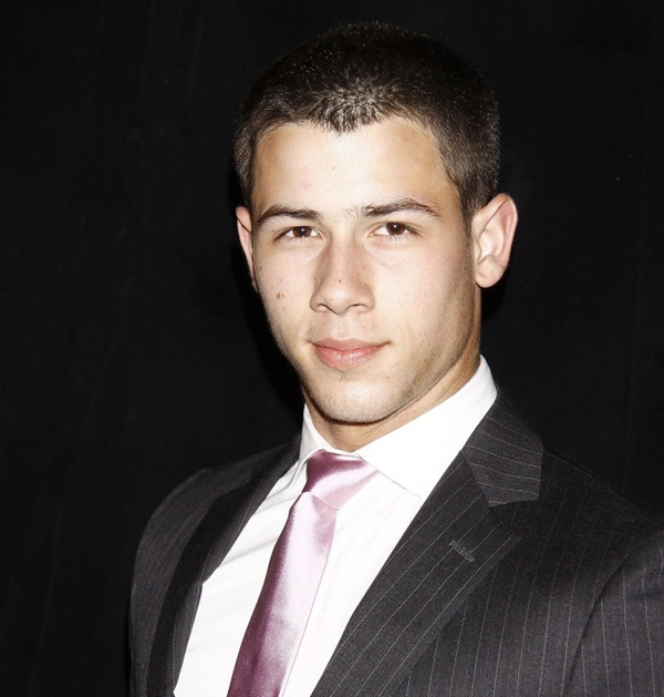 Nick Jonas at the 2012 Broadway Beacon Awards (photos under)