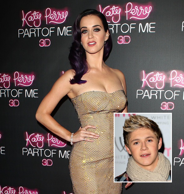 Katy Perry admits that she likes Niall Horan