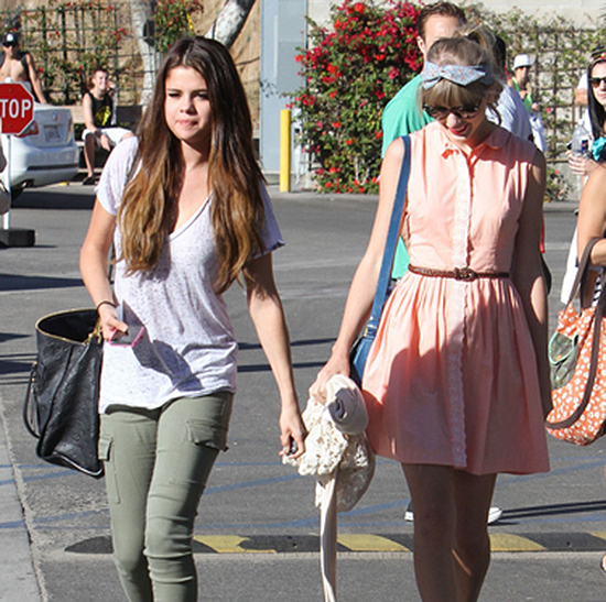 Selena Gomez and Taylor Swift at Paradise Cove (photos under)