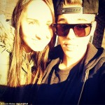 Justin Bieber Poses With Fan Who Waited 24 HOURS Outside A Recording Studio To Meet Him!