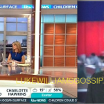 Sky News Reader Kay Burley Slams Good Morning Britain!