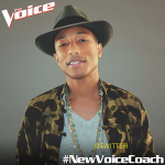 Pharrell Williams To Become A Coach On The Voice US