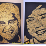 Harry Styles And Phillip Schofield Get Crackered In New Artwork