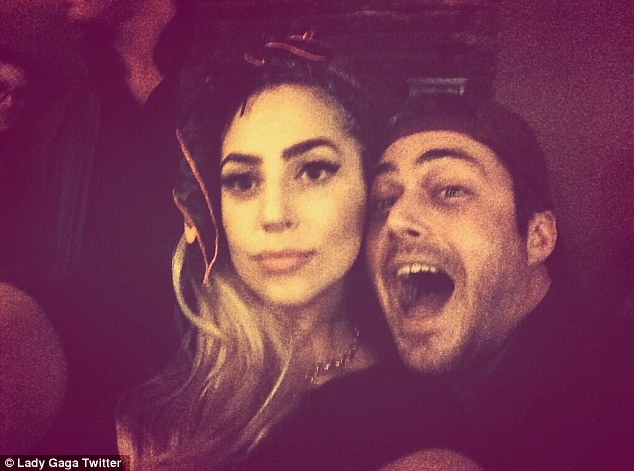 Lady Gaga Shares Photo Of Her And Ex Boyfriend Taylor Kinney Along With A Makeup Free Selfie