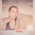 Beyonce Shares Selfies Instead Of Attending Kim Kardashian And Kanye West's Wedding!