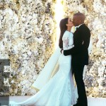 Kim Kardashian's Kiss With Kanye West On Their Wedding Day Photo Becomes The Most Liked Photo On Instagram EVER!