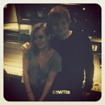 Hilary Duff Shares Proof That She Is Making Music With Ed Sheeran By Sharing Photo Online
