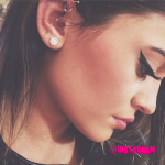 Kylie Jenner Gets A New Piercing! See Where She Got It HERE!