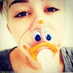 Miley Cyrus Does First Interview Since Being Hospitalised!
