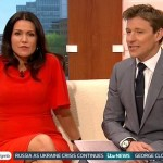 Ben Shepherd Says Good Morning Britain Is Not Just About Susanna Reid's Legs