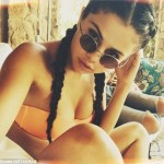 Selena Gomez Shows Off Her Slender Body In New Bikini Photo