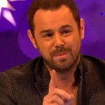 Danny Dyer Cheated On The Mother Of His Children With A 21-Year-Old Student!