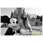 Ariana Grande Becomes An Adult In Disney World