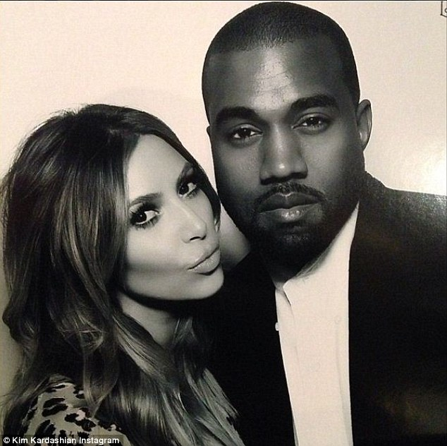 Kim Kardashian & Kanye West Are On Honeymoon In Irland!