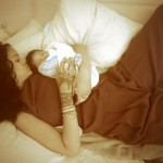 Rihanna Shares Her Love For Her New Born Niece On Twitter