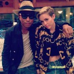 Pharrell Defends Miley Cyrus Over The Media Meanies!