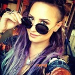 Demi Lovato Shows Off Her Brand New Dreadlocks
