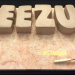 Kim Kardashian Gives Kanye West A Massive 'Yeezus' Cake For His Birthday